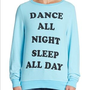 Wildfox Tops - 💕SALE WILDFOX Dance All Night Sleep All Day!!!