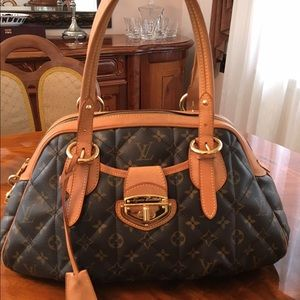 LV Louis Vuitton limited edition bag