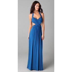 Women\'s Blue Bcbgmaxazria Prom Dress on Poshmark