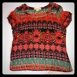 Urban Outfitters Tribal Print Tee