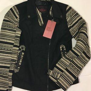 Yoki Aztec Jacket