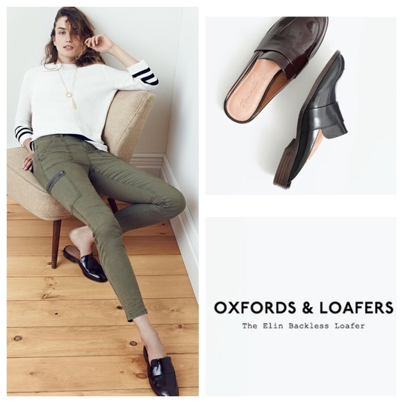 f4e40df8529 Madewell Shoes - 🆕 Madewell Loafer Mules - Rubino