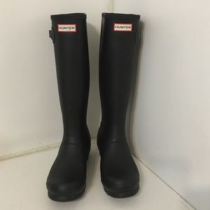 Hunter tall mate boots