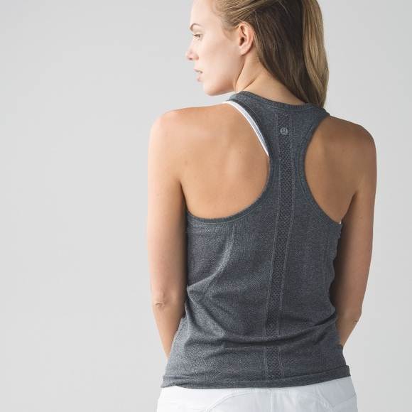 7bdcfa4c0d3f4 lululemon athletica Tops - Lululemon Swiftly Tech Racerback!