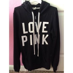 PINK Victoria's Secret - Las Vegas Love Pink Zip-Up from Mrs.'s ...