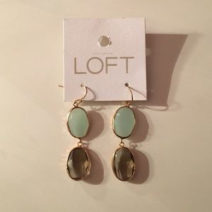 Ann Taylor Loft earrings