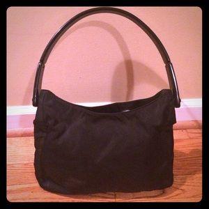 inspired prada - 44% off Prada Handbags - VINTAGE PRADA Ring handle bag from ...