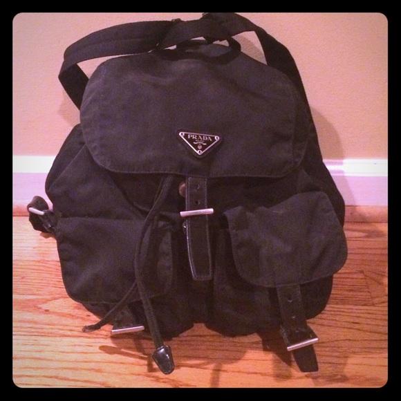 4d74a8496794 82229 1f52c  where can i buy black prada vela backpack. listing price 375  57b39 280e8