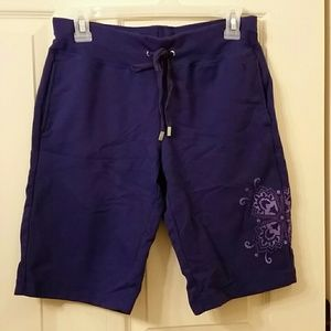 Danskin now Pants - *$8* - Like new purple Bermuda short