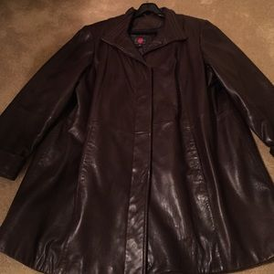 Gallery Jackets & Blazers - Leather jacket excellent condition! Like new🎉