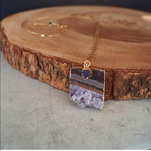☮Gorgeous Amethyst Necklace!