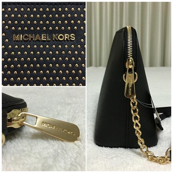 967cfedbe31ac ... MICHAEL Michael Kors Bags - Michael Kors Cindy Large Dome Crossbody ...