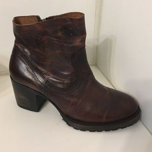 Freebird flint bootie
