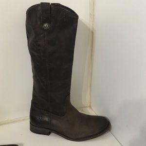 Frey Melissa button boots