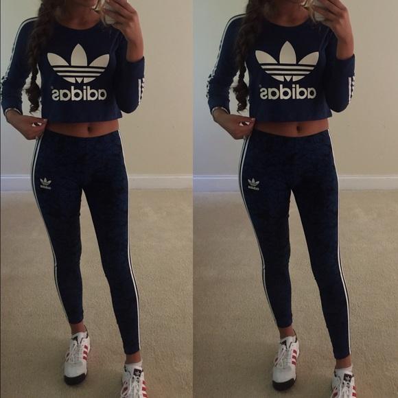 adidas leggings outfit
