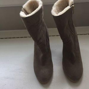 Coach Shoes - Authentic Coach Ankle Boots!