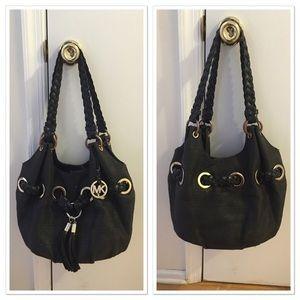 Michael Kors Handbags - Beautiful Large Michael Korse Black Tote