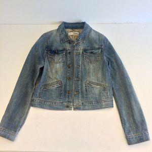Dittos Medium Wash Denim Jacket