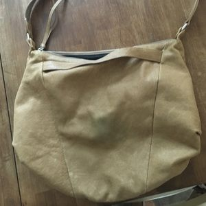 M20 Bags - Tan leather m20 bag with pouch inside 4548df369a703