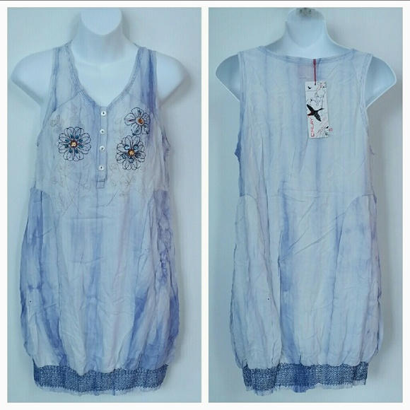 Dresses - SALE - Tie Dye Dress NWT