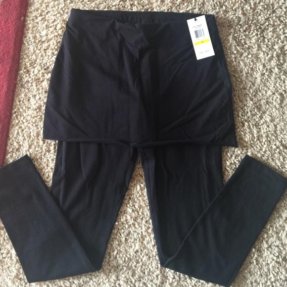 5008734241f4f Calvin Klein Pants   Performance Leggingskirt   Poshmark