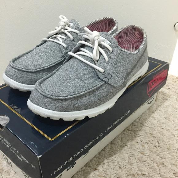 Schlussverkauf präsentieren billiger Verkauf Skechers go ga mat shoes