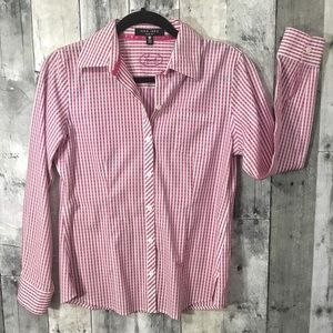 Foxcroft Tops - Foxcroft Non-Iron Button Down Shirt