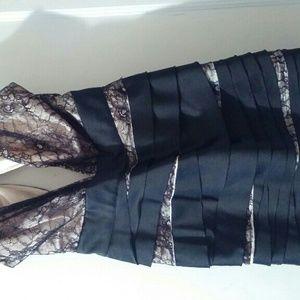 Cut out lace BEBE dress HOT!