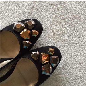 REDUCED❤️Diane Von furstenberg jeweled flats