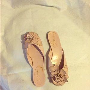 Calypso Pink Sandals