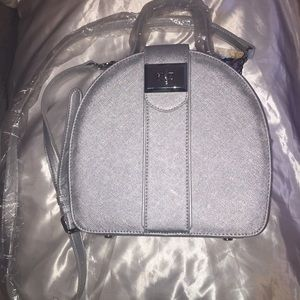 Snob Essentials Handbags - Snob Essentials Silver Bag