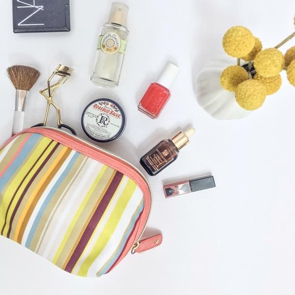 Missoni for Target Bags   Hpmissoni X Target Striped Cosmetic Bag ... 654581b18b
