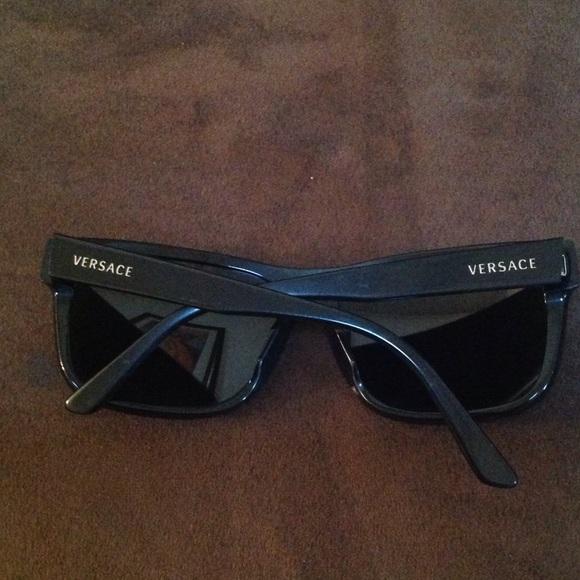 58c9f80c9262 Versace Square-Oversized Black SunGlasses #versace.  M_56ba631b36d5945e3d00ab3f