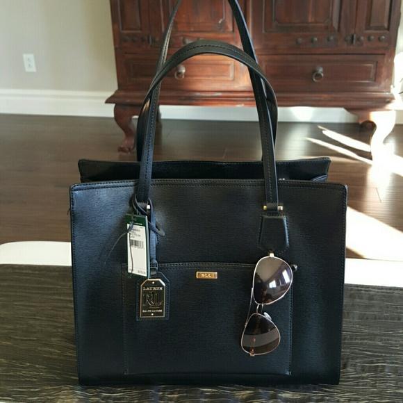 Ralph Lauren Bags   Sold Nwt Lowell Satchel   Poshmark 7f6880da23