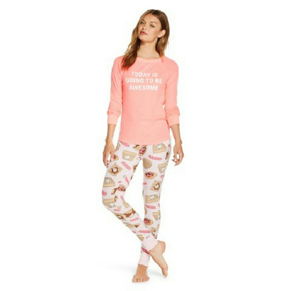 Xhilaration Sale Breakfast Thermal Pants From Erica S