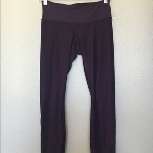 Lululemon Athletica Rare Legging With Side Pocket From