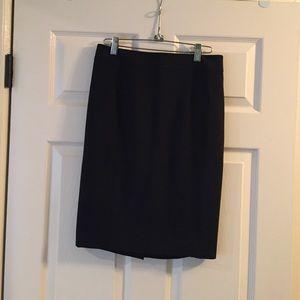 Worn Once Loft Women's Pencil Skirt SZ 2