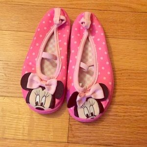 Other - Minnie Mouse water shoes!