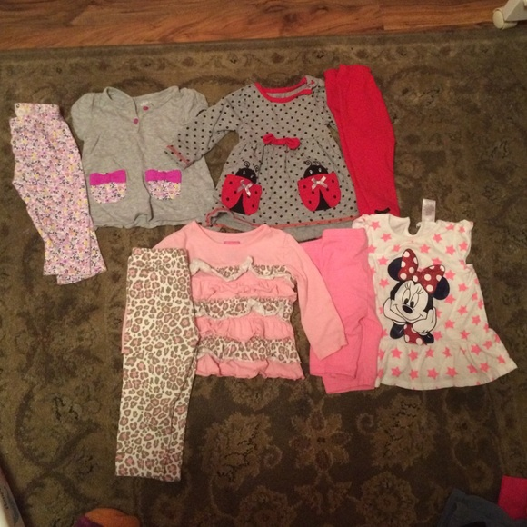 Shirts Tops 12 Month Baby Girl Clothes Poshmark