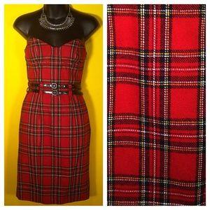 Betsey Johnson wool Dress