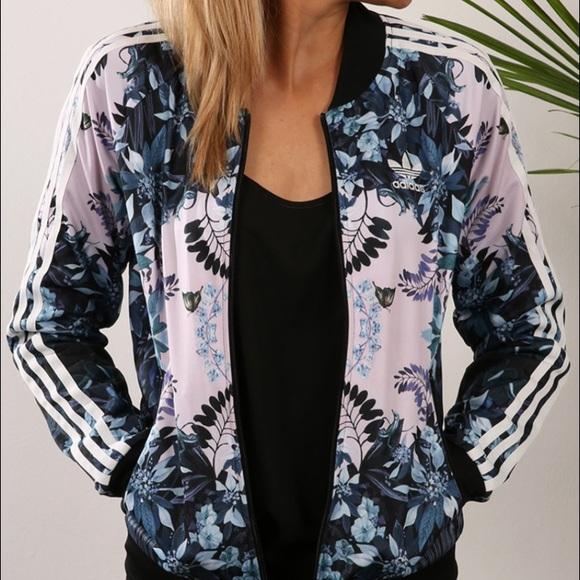 Adidas Jackets Coats Original Florera Jacket Poshmark