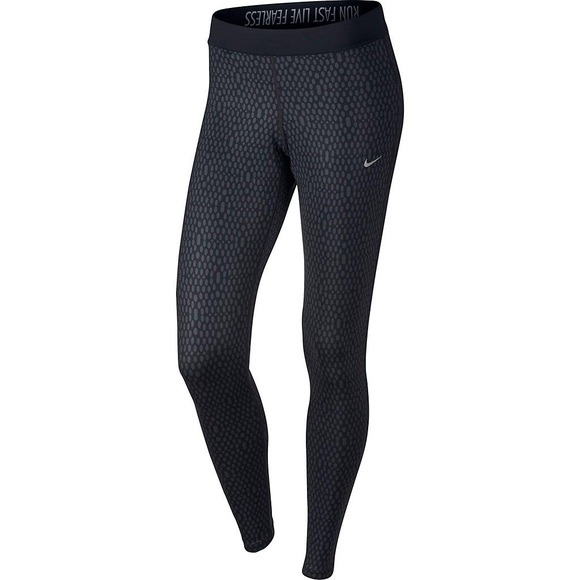 4ef3c6366f9be Nike Pants | Run Fast Live Fearless Leggings | Poshmark