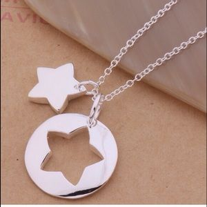 Jewelry - Star jigsaw necklace