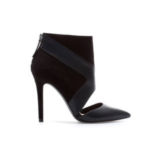 Zara Ankle Boot Court Shoe