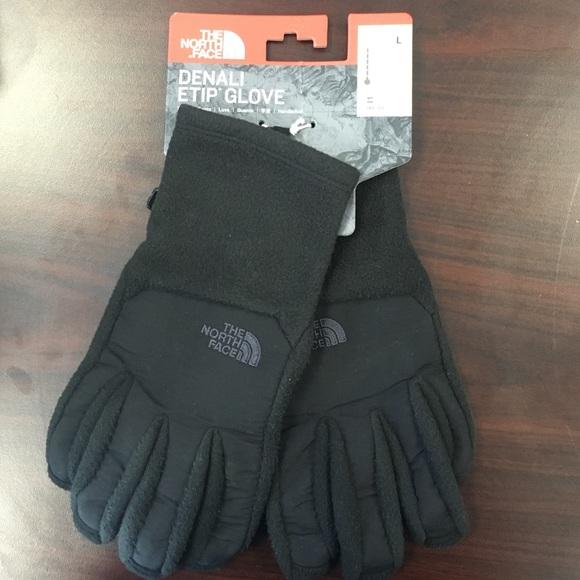 49d87e7fc The North Face men's Denali etip glove NWT