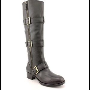 Boutique 9 Shoes - Dacia Leather knee high boots👢
