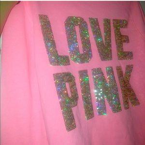 Pink!! Super cute