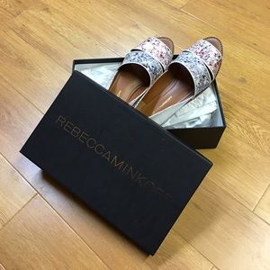 Authentic Rebecca Minkoff Sandal Flats~