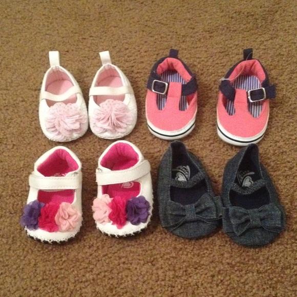 Baby Girl Shoes | Poshmark