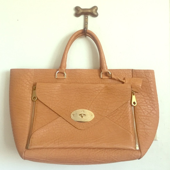Mulberry Bags   Willow Tote Biscuit Brown Womens Purse   Poshmark adaaa8968b